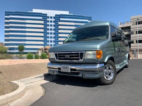 2006 FORD E150 SHERROD CONVERSION HIGH TOP for sale at Day & Night Truck Sales in Tempe AZ