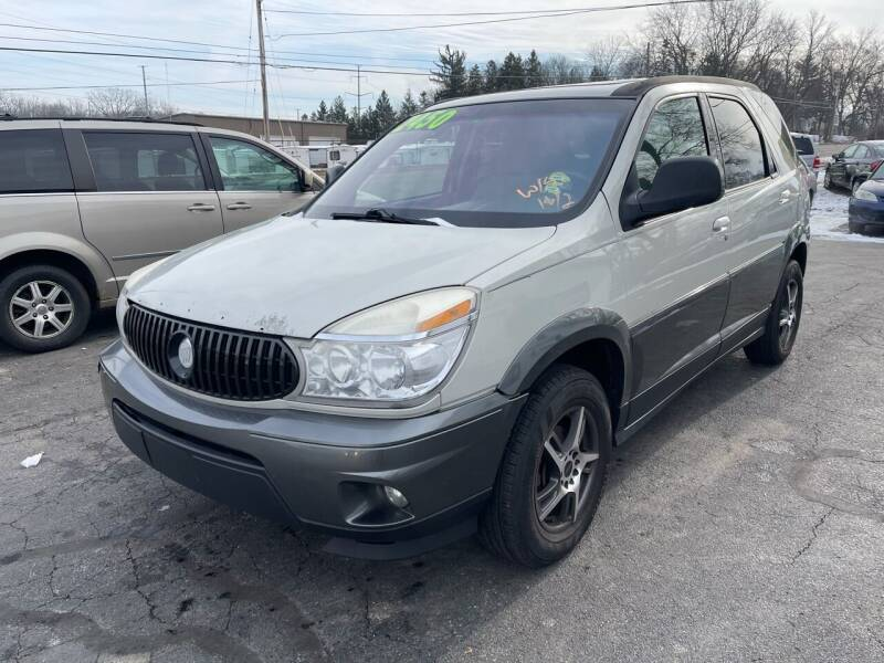 2004 Buick Rendezvous for sale at ARG Auto Sales in Jackson MI