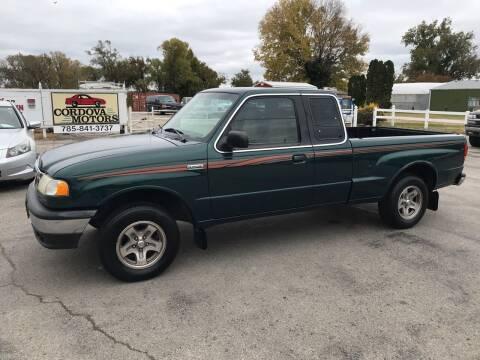 1998 Mazda B-Series Pickup for sale at Cordova Motors in Lawrence KS