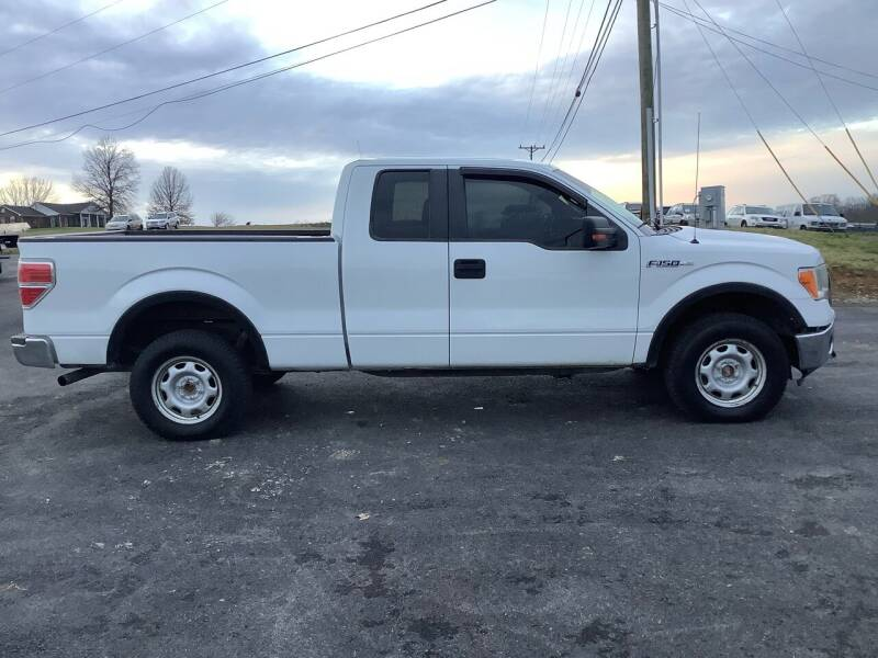 2012 Ford F-150 for sale at Auto Martt, LLC in Harrodsburg KY