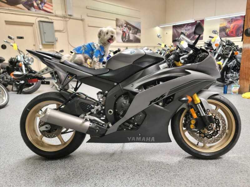 2014 Yamaha YZF-R6 for sale in El Cajon, CA