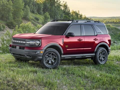 2021 Ford Bronco Sport for sale at Mr Intellectual Cars in Troy MI
