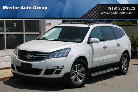 2016 Chevrolet Traverse for sale at Master Auto Group in Raleigh NC