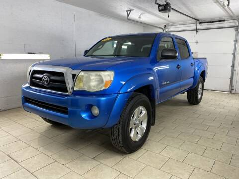 2005 Toyota Tacoma for sale at 4 Friends Auto Sales LLC in Indianapolis IN
