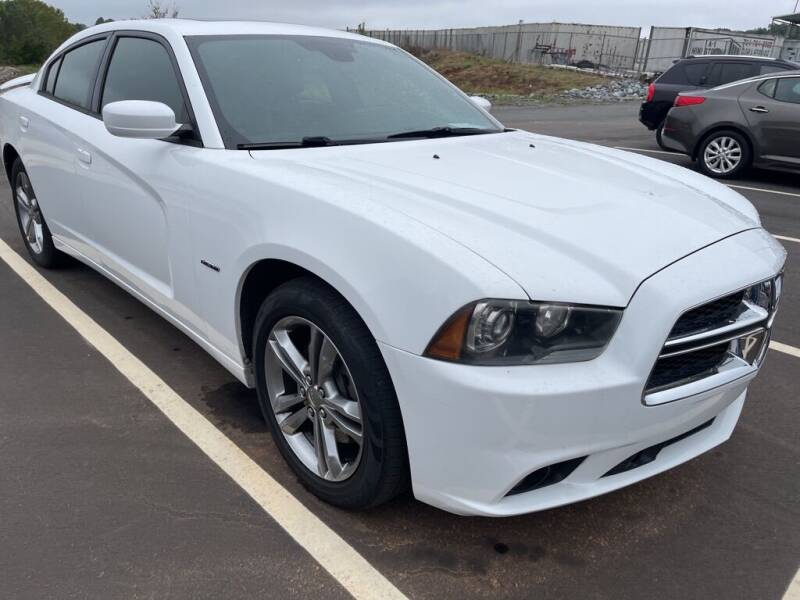 2013 Dodge Charger for sale at NATIONAL CAR AND TRUCK SALES LLC - National Car and Truck Sales in Concord NC
