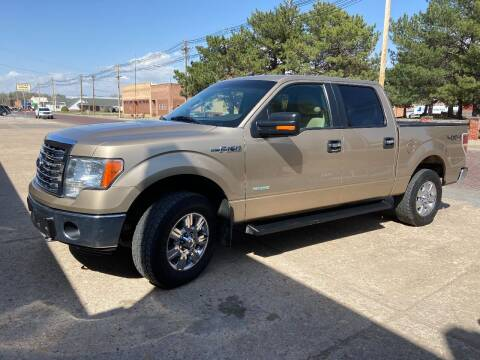 2012 Ford F-150 for sale at Walter Motor Company in Norton KS