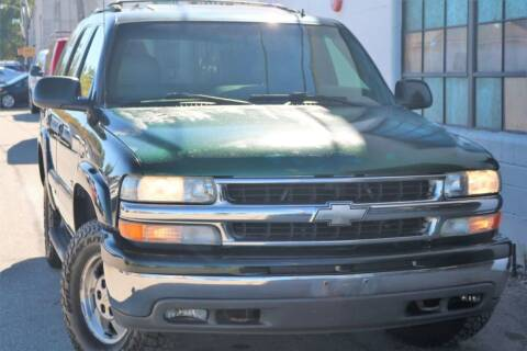 2002 Chevrolet Tahoe for sale at JT AUTO in Parma OH