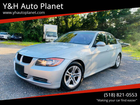 2008 BMW 3 Series for sale at Y&H Auto Planet in West Sand Lake NY
