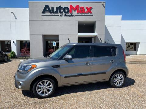2013 Kia Soul for sale at AutoMax of Memphis - V Brothers in Memphis TN