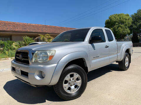 2005 Toyota Tacoma for sale at Auto Hub, Inc. in Anaheim CA