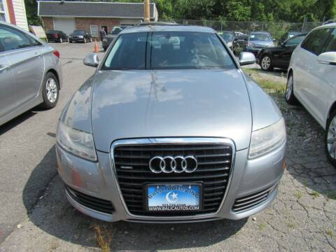 2010 Audi A6 for sale at Balic Autos Inc in Lanham MD