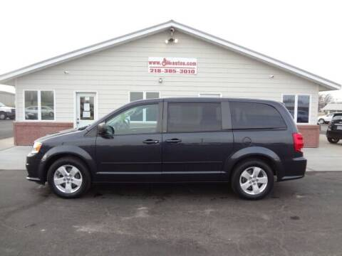 2013 Dodge Grand Caravan for sale at GIBB'S 10 SALES LLC in New York Mills MN
