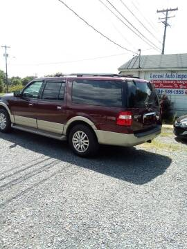 2009 Ford Expedition EL for sale at Locust Auto Imports in Locust NC