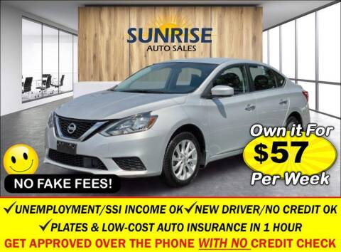 2018 Nissan Sentra for sale at AUTOFYND in Elmont NY