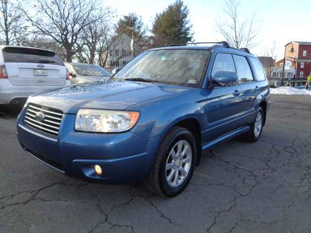 2007 Subaru Forester for sale at Purcellville Motors in Purcellville VA