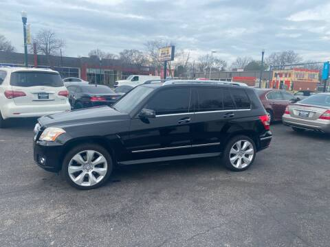 2010 Mercedes-Benz GLK for sale at BWK of Columbia in Columbia SC