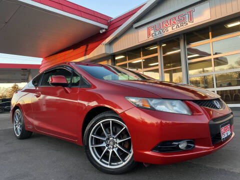2013 Honda Civic for sale at Furrst Class Cars LLC  - Independence Blvd. in Charlotte NC