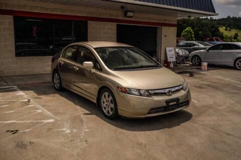 2008 Honda Civic for sale at CarUnder10k in Dayton TN
