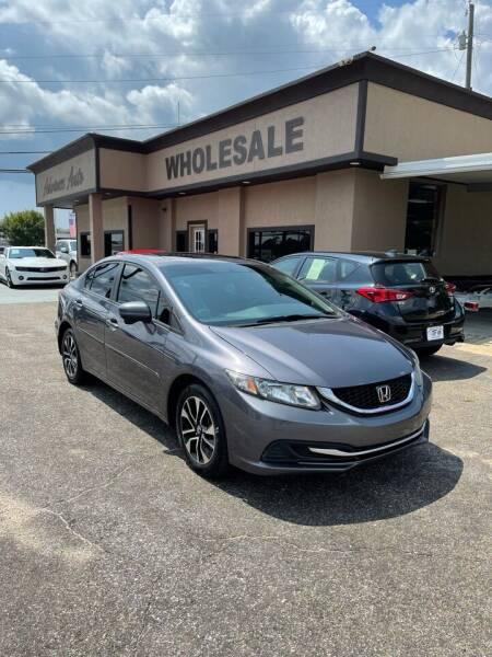 2014 Honda Civic for sale at Advance Auto Wholesale in Pensacola FL
