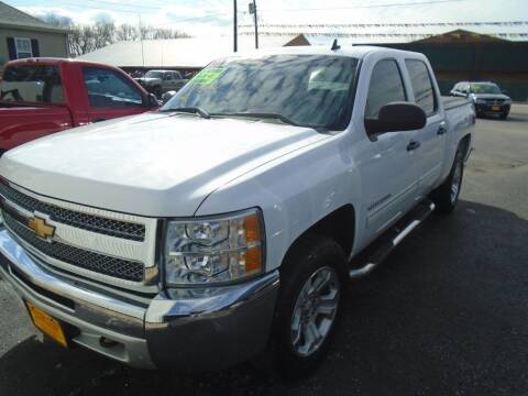 2013 Chevrolet Silverado 1500 for sale at River City Auto Sales in Cottage Hills IL