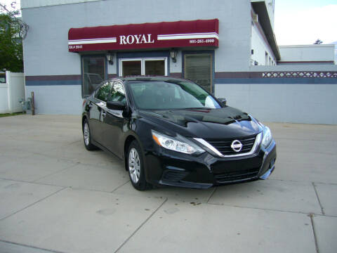 2017 Nissan Altima for sale at Royal Auto Inc in Murray UT