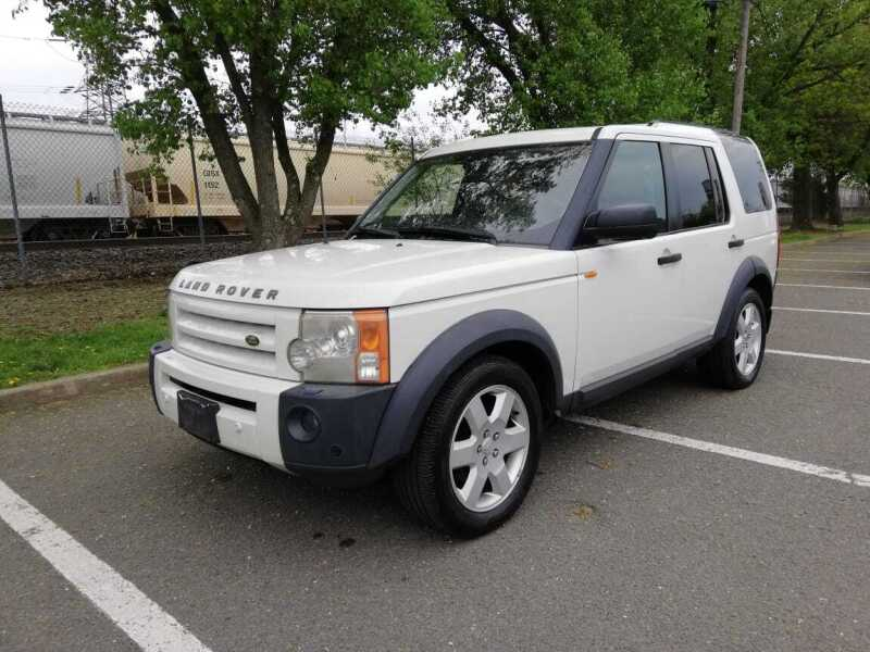 2006 Land Rover LR3 for sale at Bluesky Auto in Bound Brook NJ