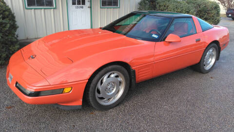1993 Chevrolet Corvette for sale at Haigler Motors Inc in Tyler TX