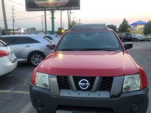 2008 Nissan Xterra for sale at Washington Auto Group in Waukegan IL