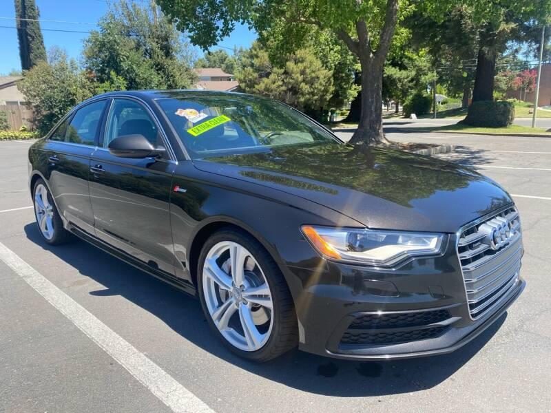 2012 Audi A6 for sale at 7 STAR AUTO in Sacramento CA