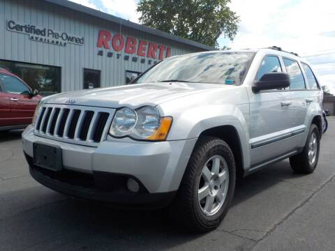 2008 Jeep Grand Cherokee for sale at Roberti Automotive in Kingston NY