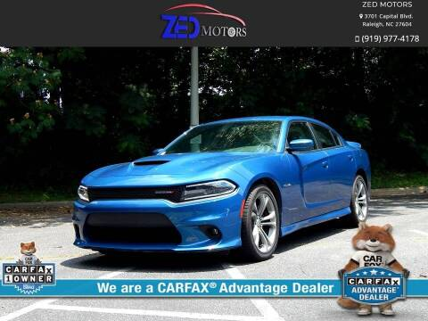 2020 Dodge Charger for sale at Zed Motors in Raleigh NC
