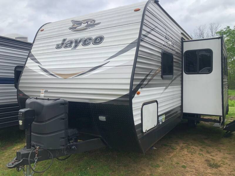 2018 FOR RENT!!!  Jayco Jayflight M-28BHBE for sale at S & R RV Sales & Rentals, LLC in Marshall TX