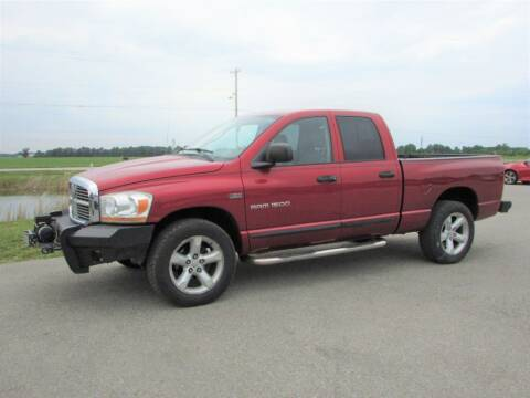 2006 Dodge Ram Pickup 1500 for sale at 42 Automotive in Delaware OH