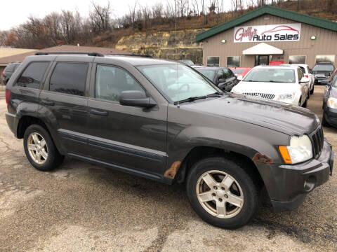 2006 Jeep Grand Cherokee for sale at Gilly's Auto Sales in Rochester MN