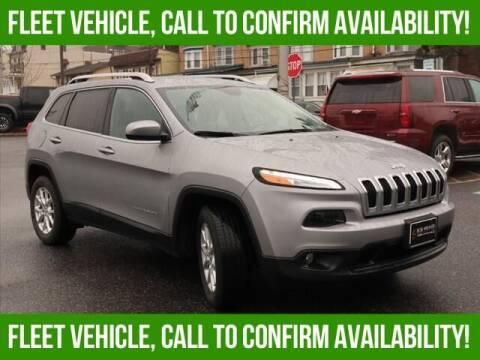 2016 Jeep Cherokee for sale at Bob Weaver Auto in Pottsville PA