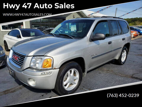 2006 GMC Envoy for sale at Hwy 47 Auto Sales in Saint Francis MN