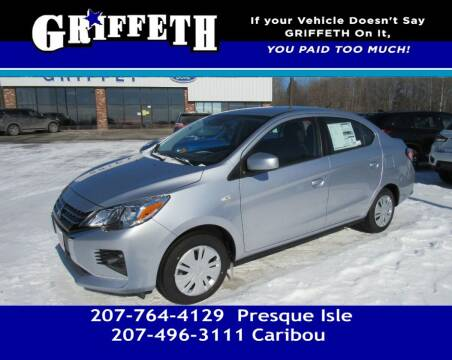 2021 Mitsubishi Mirage G4 for sale at Griffeth Mitsubishi in Caribou ME