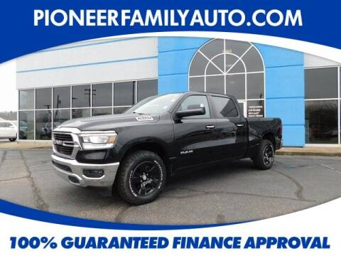 2016 RAM Ram Pickup 1500 for sale at Pioneer Family auto in Marietta OH