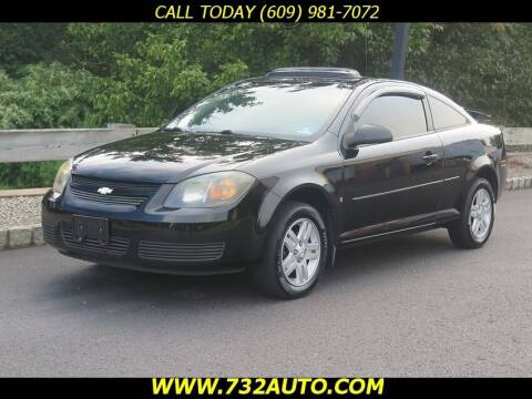 2007 Chevrolet Cobalt for sale at Absolute Auto Solutions in Hamilton NJ