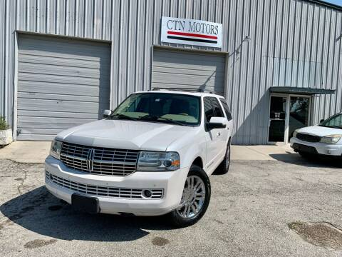 2010 Lincoln Navigator for sale at CTN MOTORS in Houston TX