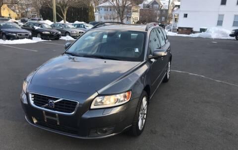2008 Volvo V50 for sale at European Motors in West Hartford CT