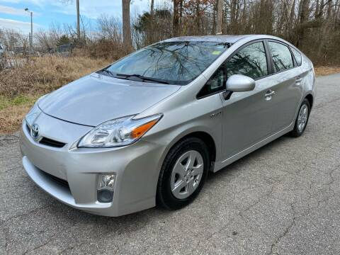 2011 Toyota Prius for sale at Speed Auto Mall in Greensboro NC