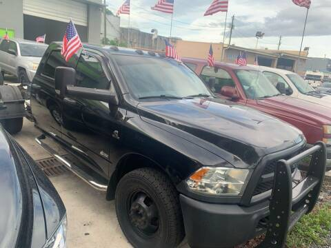 2016 RAM Ram Pickup 3500 for sale at Eden Cars Inc in Hollywood FL