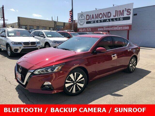 2019 Nissan Altima for sale at Diamond Jim's West Allis in West Allis WI