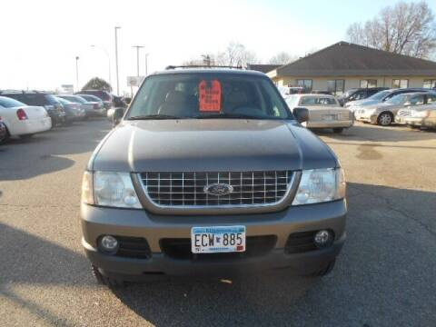 2003 Ford Explorer for sale at SPECIALTY CARS INC in Faribault MN