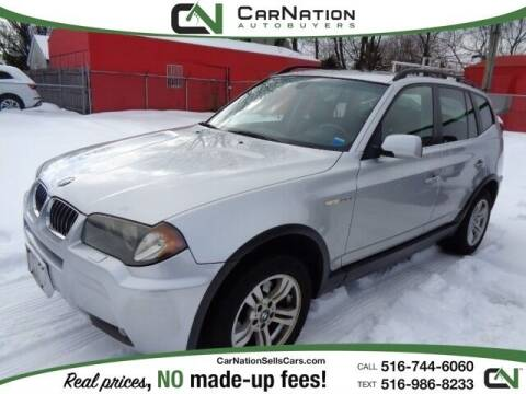 2006 BMW X3 for sale at CarNation AUTOBUYERS, Inc. in Rockville Centre NY