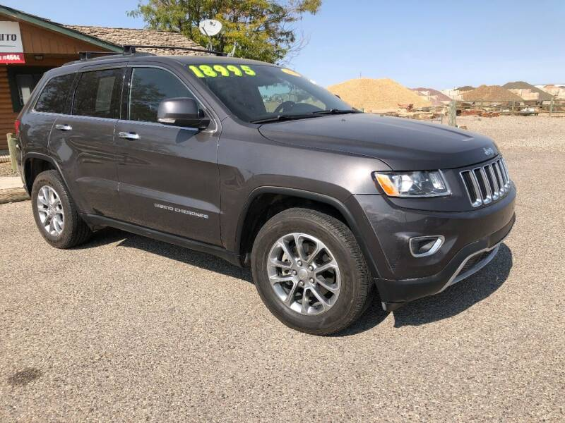 2014 Jeep Grand Cherokee for sale at 5 Star Truck and Auto in Idaho Falls ID