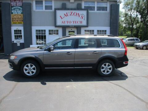 2010 Volvo XC70 for sale at LAUZON'S AUTO TECH TOWING in Malone NY