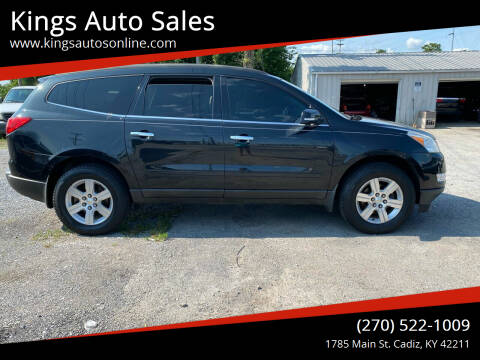 2010 Chevrolet Traverse for sale at Kings Auto Sales in Cadiz KY