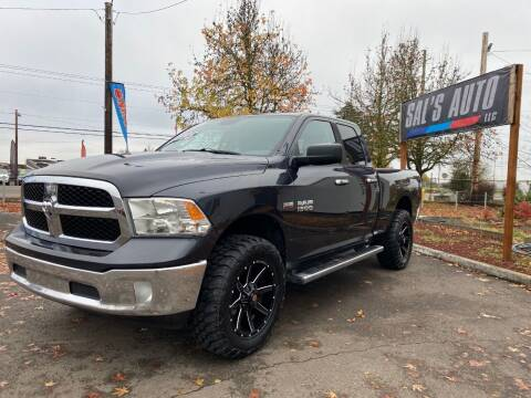 2015 RAM Ram Pickup 1500 for sale at Sal's Auto in Woodburn OR